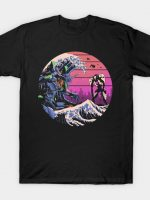 Retro Wave EVA T-Shirt