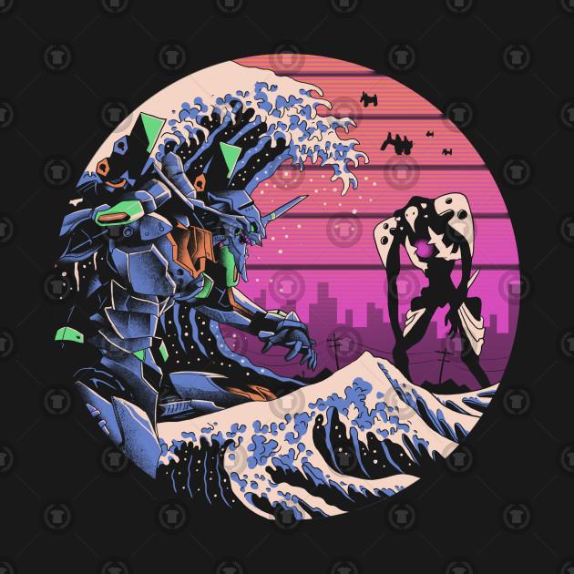 Retro Wave EVA