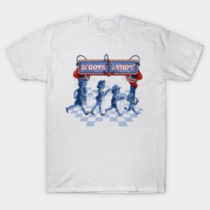 Scoops Ahoy T-Shirt
