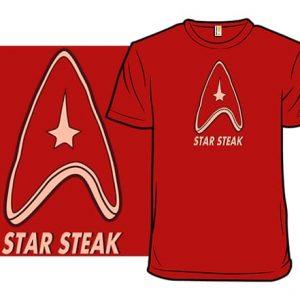Star Steak T-Shirt