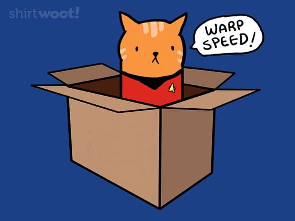 Starship Meowterprise