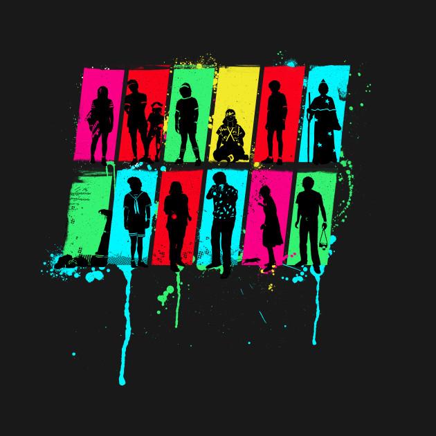 Strange Crew