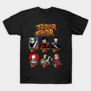 Horror Movie Mashup T-Shirt