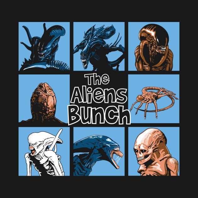 The Aliens Bunch