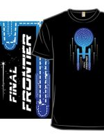 The Final Frontier T-Shirt