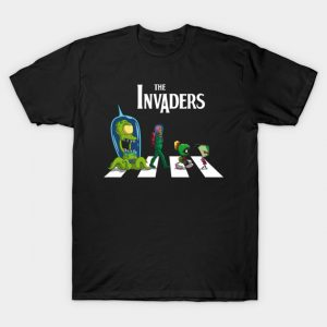 The Invaders T-Shirt