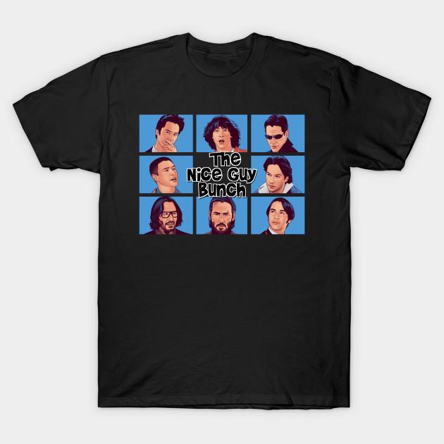 Keanu Reeves T-Shirt