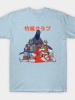 The Tokusatsu Club T-Shirt