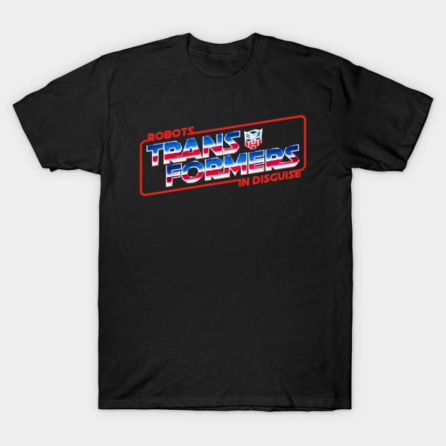 Transformer Wars T-Shirt