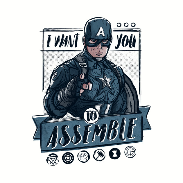 I want you to assemble