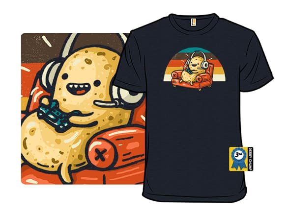 A Couch Potato T-Shirt