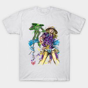 Ball Breaker Watercolor T-Shirt
