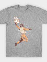 BasketBall-8 T-Shirt
