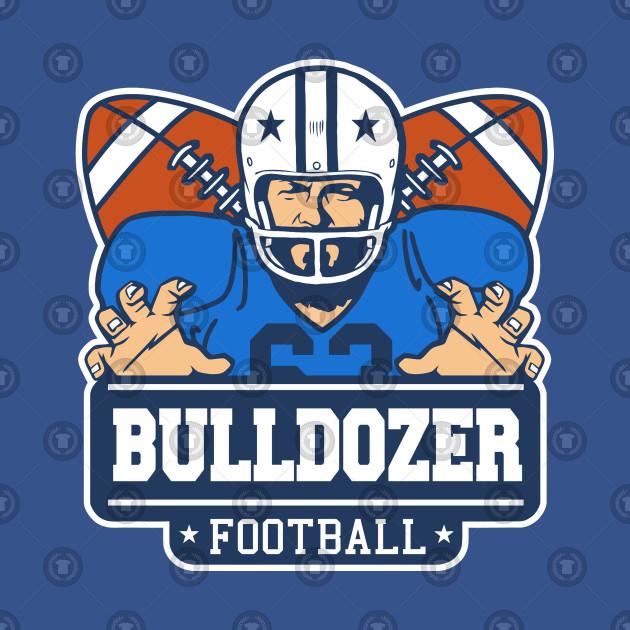 Bulldozer football