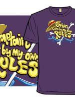 Captain's Rules T-Shirt