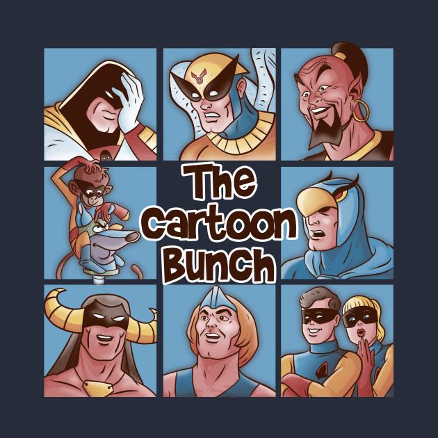 The Cartoon BUnch