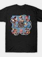 Childhood cartoon bunch v2 T-Shirt