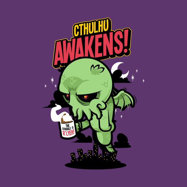 Cthulhu Awakens!