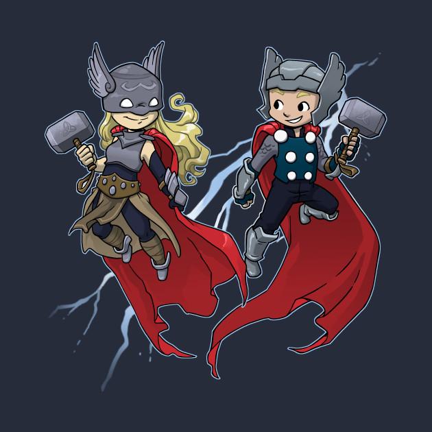Double Thor