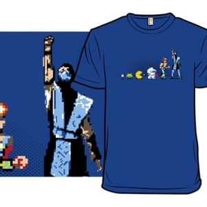 Eight-bit Evolution T-Shirt