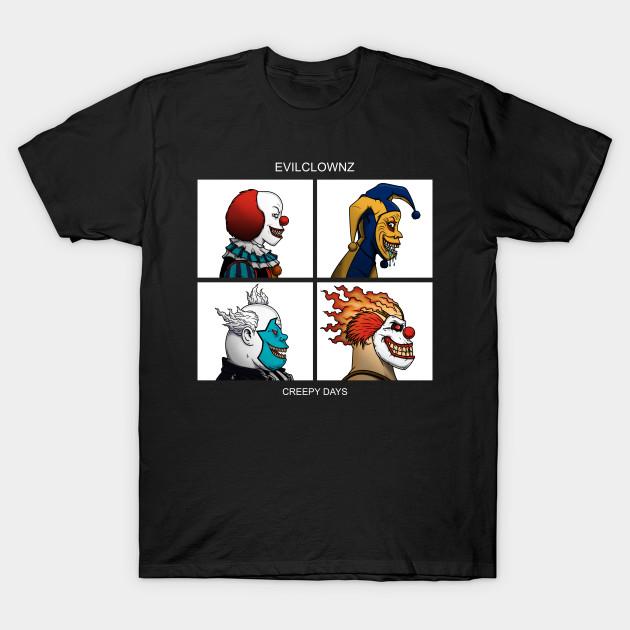 Evilclownz 90s T-Shirt