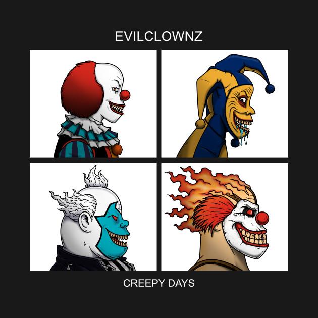 Evilclownz 90s