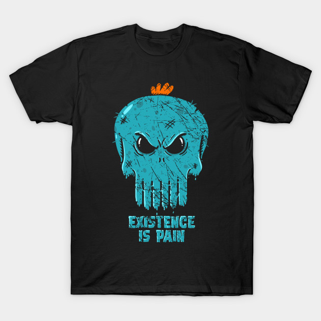 Rick and Morty Existence is Pain T-Shirt
