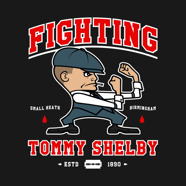 Fighting Tommy Shelby