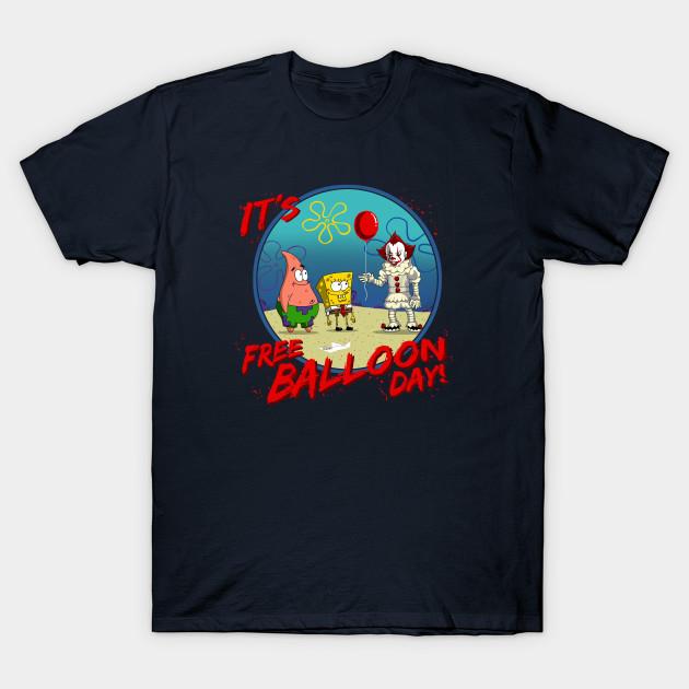SpongeBob SquarePants/IT T-Shirt