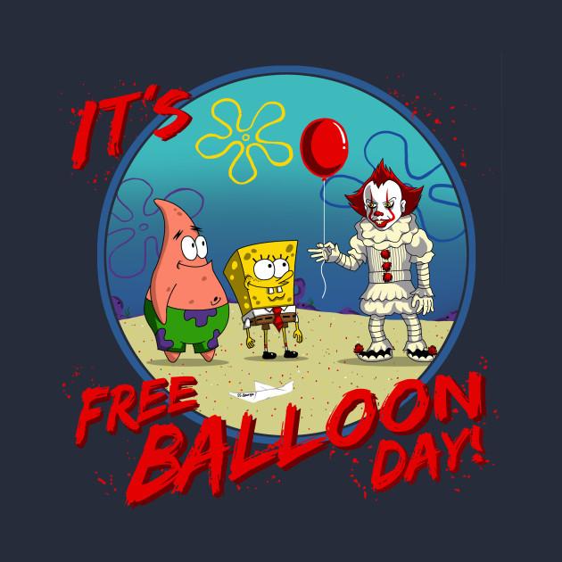 It'S Free Balloon Day