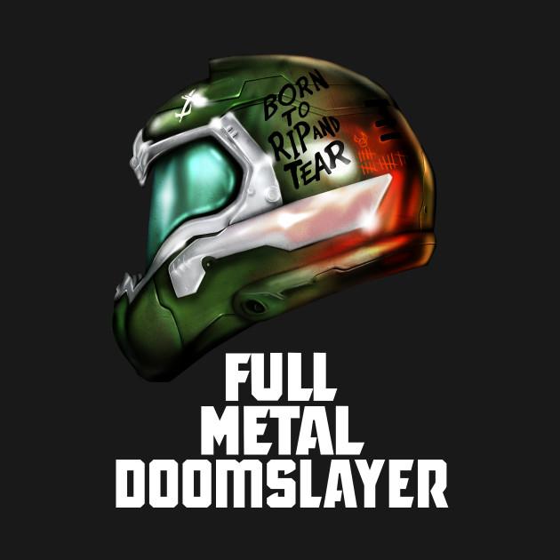Full Metal Doomslayer
