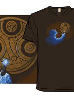 Gallifreyan Cookie T-Shirt