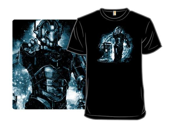 Doctor Who Gallifreyan Enemy T-Shirt