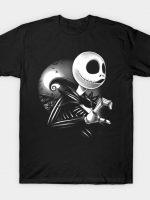 Her Skeleton T-Shirt