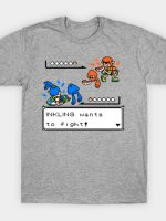 Inkling Battle T-Shirt