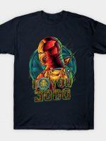 Iron Man Design from Endgame T-Shirt