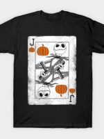 Jack of Pumpkin T-Shirt