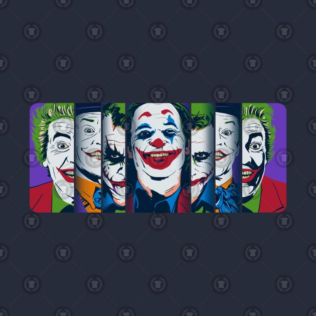 Joker Faces