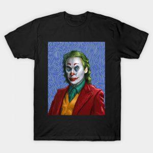 Joker Van Gogh T-Shirt