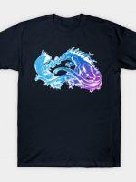 Kaiju Fantasy Lizard T-Shirt