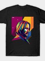 Keanu Reeves Pop Art T-Shirt