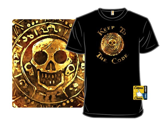Pirates of the Caribbean T-Shirt