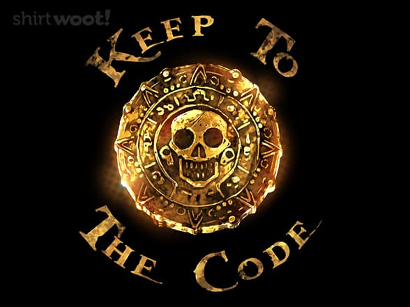 Keep To The Code