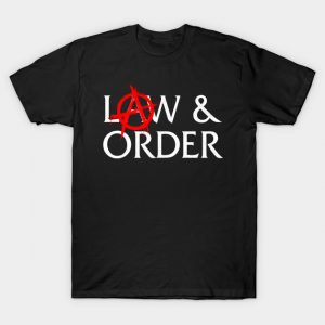 Law & Order T-Shirt