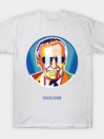Legend: Stan Lee - Excelsior T-Shirt