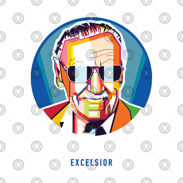 Legend: Stan Lee - Excelsior