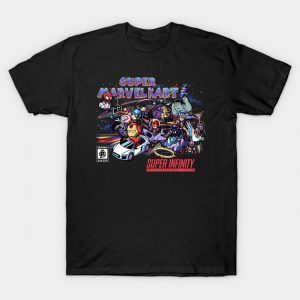 MARVELOUS KART Avengers T-Shirt