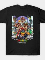 Mario Wars T-Shirt