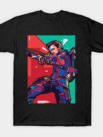 Marksman Heroes Pop Art T-Shirt