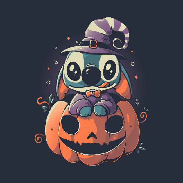 Ohana Pumpkin
